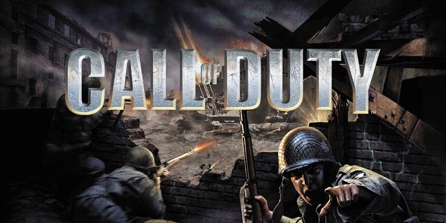 Call of Duty 1 Cover, PC Game, Download Full Version