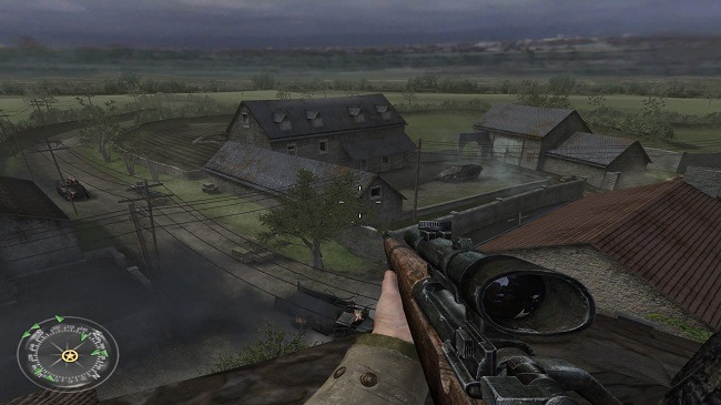 Call of Duty 2 Screen Shot 2, Download, Full Version