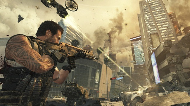 Call of Duty Black Ops 2 Screen Shot 2, PC Free Download, Full Version