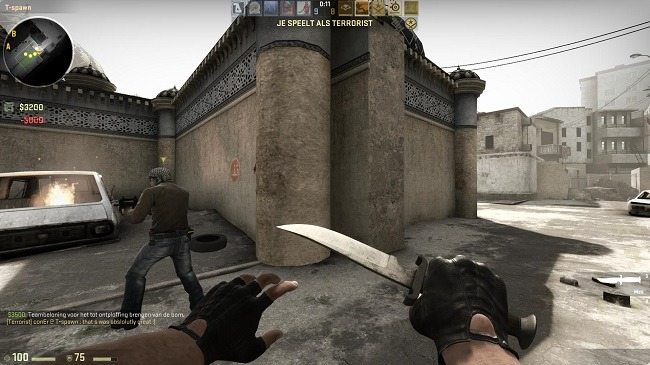 Counter Strike Global Offensive Screen Shot 2, PC Game, Full Version