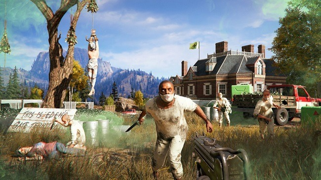 Far Cry 5 Screen Shot 2, Download, PC Game