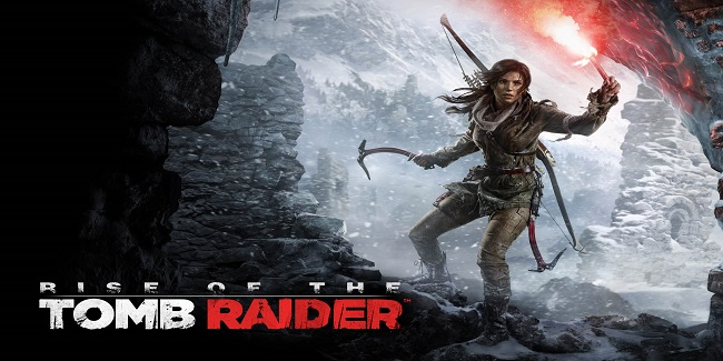 Rise of the Tomb Raider Cover, PC Game, Free Download