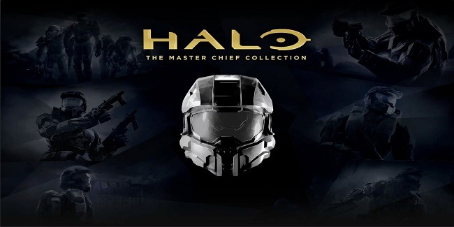 Halo The Master Chief Collection Cover, PC Game