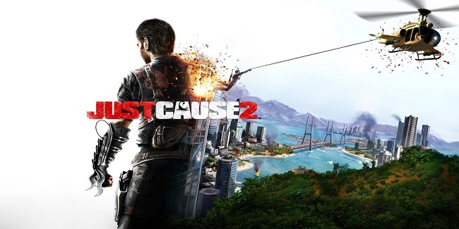 Just Cause 2 Cover, Free Download PC