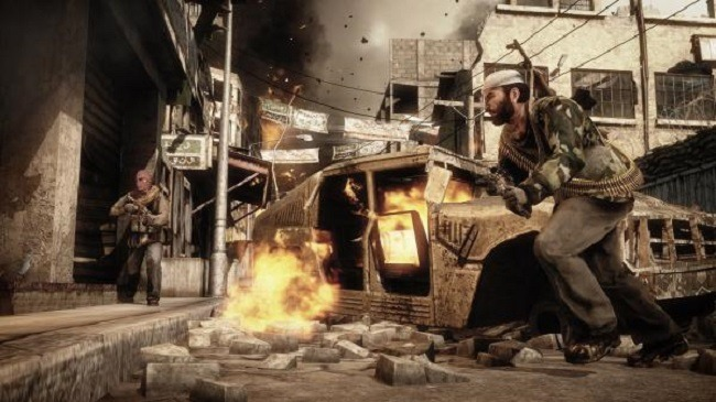 Medal of Honor Screen Shot 2, PC Game