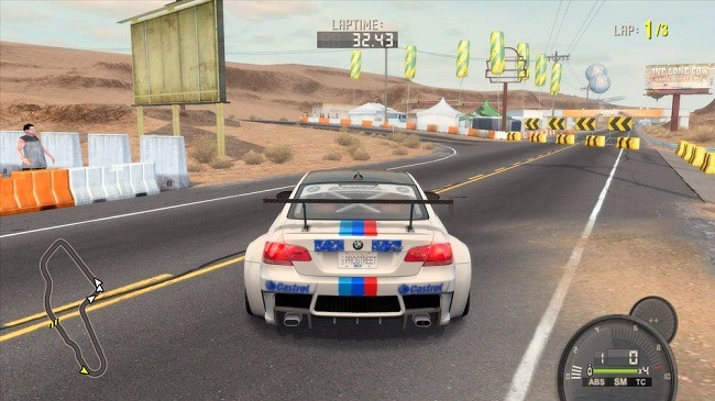 Need for Speed ProStreet Screen Shot 3, PC Free Download