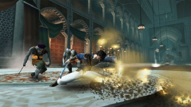 Prince of Persia The Sands of Time Screen Shot 1, Download
